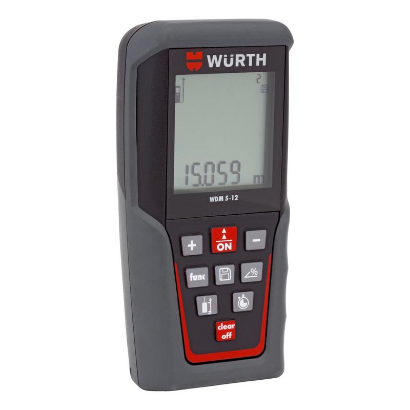 Laser-Entfernungsmesser WDM 5-12 - LASERENTFMESS-WDM5-12