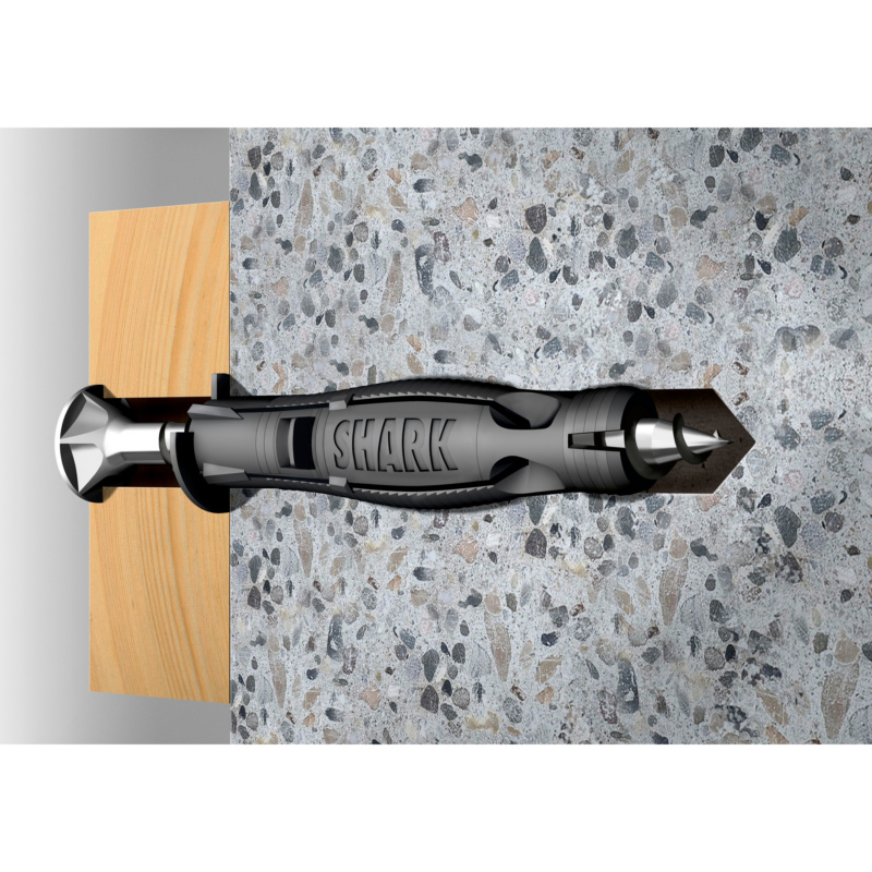 Kunststoff-Allzweckdübel SHARK<SUP>®</SUP> Pro - 1