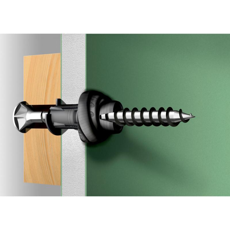 Kunststoff-Allzweckdübel SHARK<SUP>®</SUP> Pro - 0