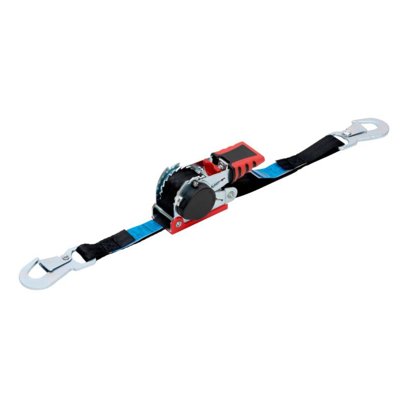 Automatik-Rollzurrgurt mit Karabinerhaken - ZGRT-RAT-FZG-AUTOMATIKZURRGURT-ARZK20