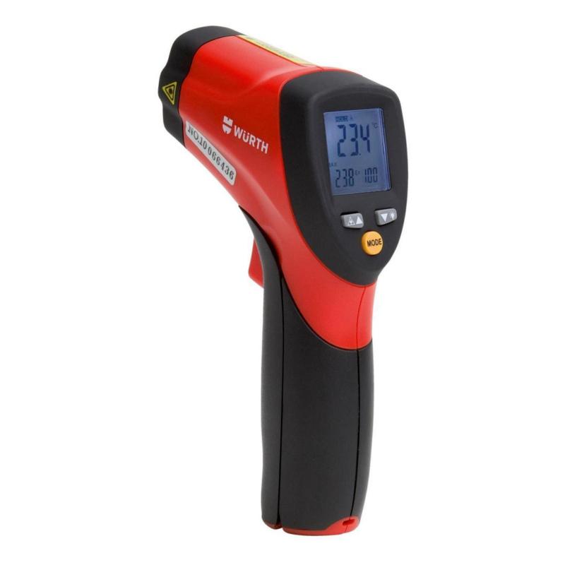 Lézeres infrahőmérő - 0