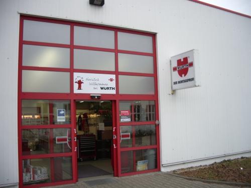 Niederlassung Dessau