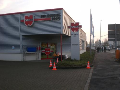 Niederlassung Leverkusen
