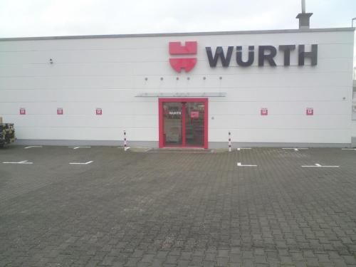 Niederlassung Koln Kalk Wurth