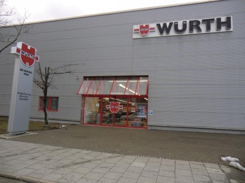 Niederlassung München-Moosfeld