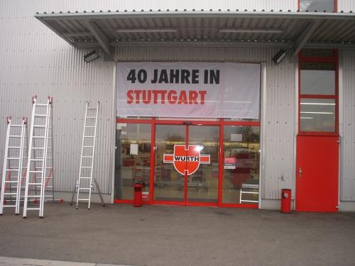Niederlassung Stuttgart-Hallschlag