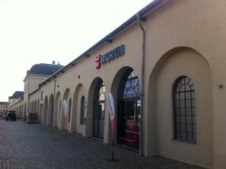 Niederlassung Dresden-Albertstadt