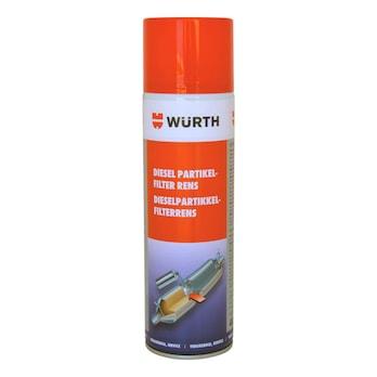 Rens til dieselpartikelfilter