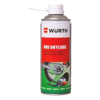 Hæftefast smøremiddel HHS<SUP>® </SUP>Drylube