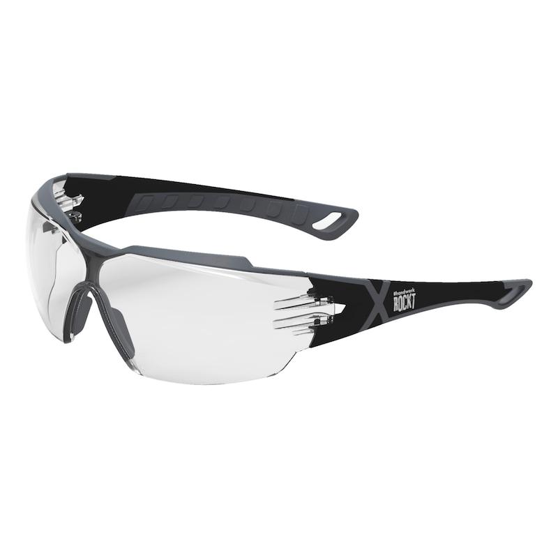 Schutzbrille Cetus<SUP>®</SUP>X-treme Sonderedition #handwerk ROCKT - BGLBRIL-CETUS-X-TREME-SONDEREDITION