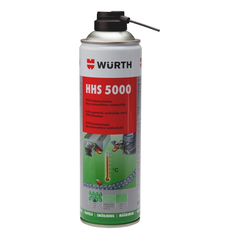 HHS<SUP>®</SUP>, tarttuva voiteluöljy 5000