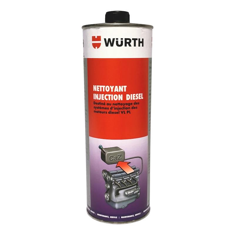 Nettoyant pour système d'injection diesel - NETTOY.CIRCUIT D INJECTION DIESEL-1000ML