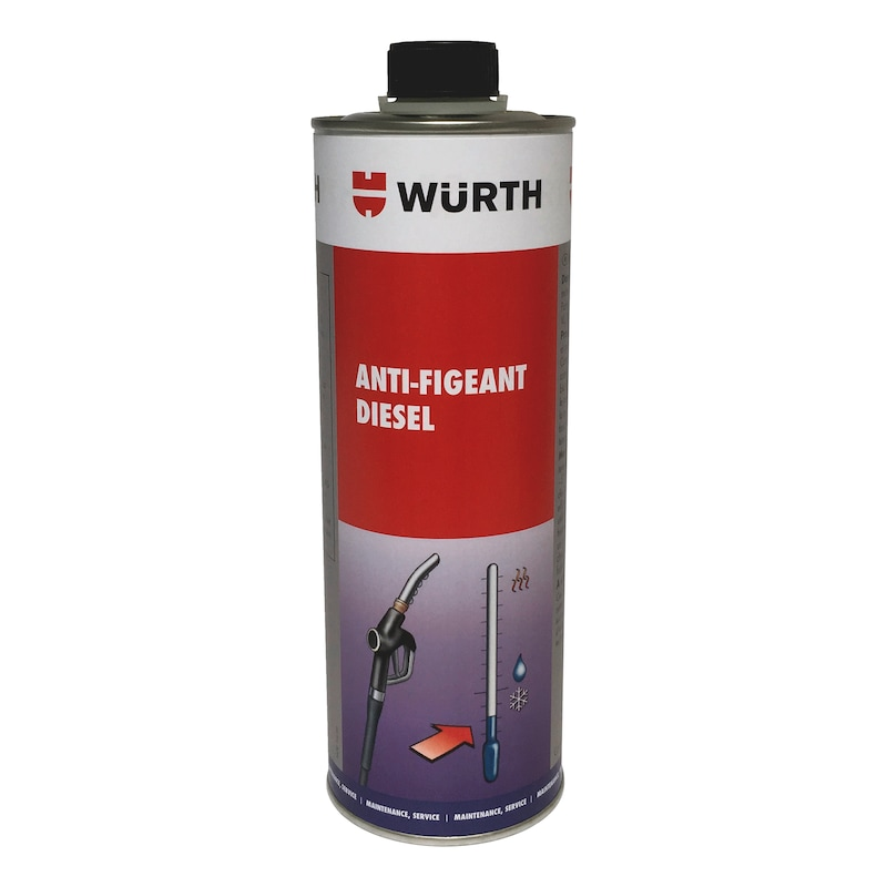 Anti figeant diesel -31°C - ANTI FIGEANT DIESEL -31°C