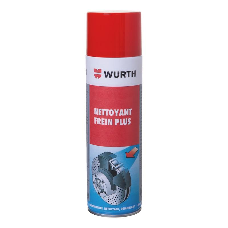 Nettoyant pour freins Plus - 1