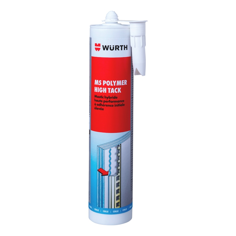 Colle structurale MS Hightack - MS POLYMER HIGH TACK 290 ML