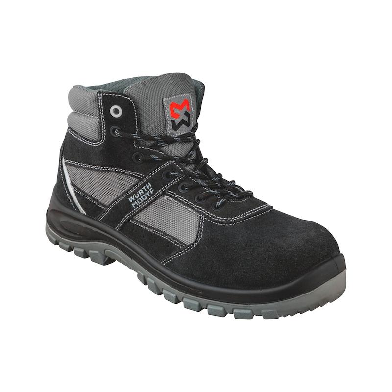 Chaussures de sécurité montantes Lyra S1P SRC Würth MODYF anthracites - CHAUSS. MONT. LYRA S1P SRC ANTHRA. 43