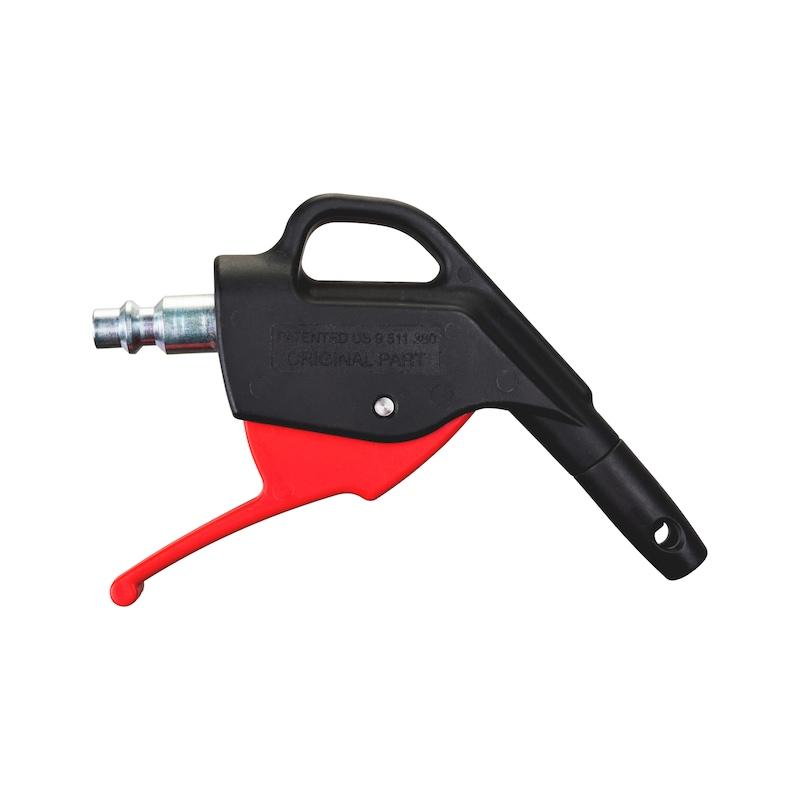 Soufflette composite à air comprimé Buse courte 6 mm - SOUFFLETTE COMPO AIR COMP BUSE COURT 6MM