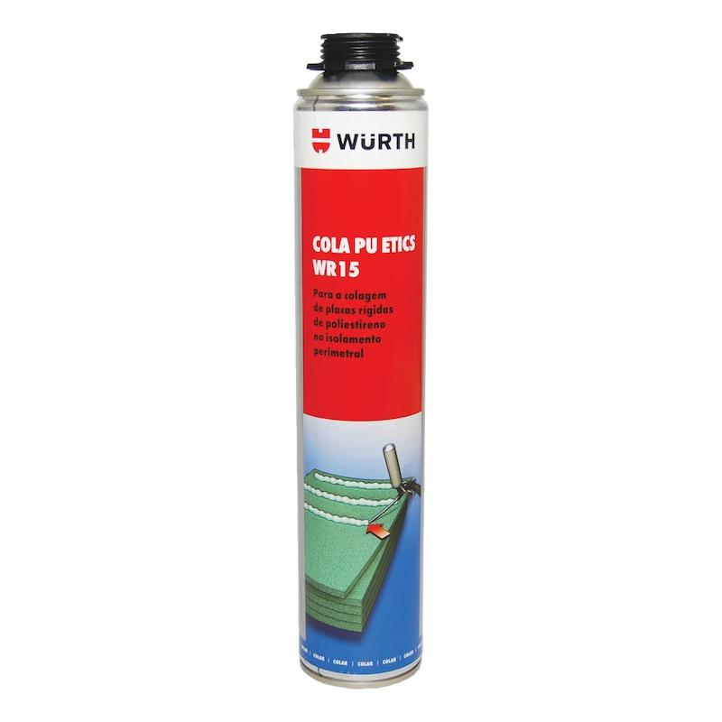 Cola para perímetro - COLA PU ETICS WR15
