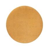 Sandpapirskive, tørslibning