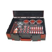 Kit d'outils pour roulements de roue