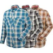 Koszule robocze z długim rękawem
