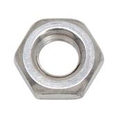 Hexagon pipe nut, inch