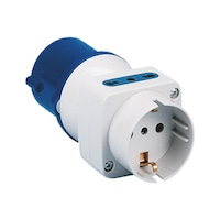 Adapter für IEC60309/Haushaltsbuchse