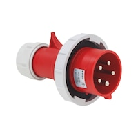 CEE-stekker 400 V, 6 H