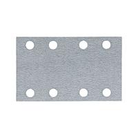 Trockenschleifpapier-Streifen Holz SPS-Qualität