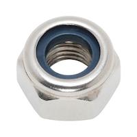 DIN 982, paslanmaz çelik, A2, düz