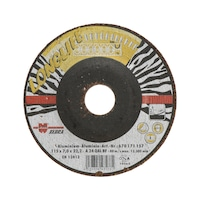 Disco de rebarbar Longlife p/ metal/alu. não fer.