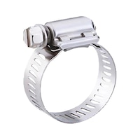 Power Seal Worm Drive Hose Clamps