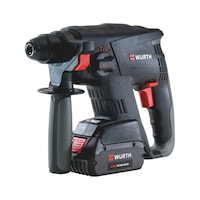 Battery-powered hammer drill H 18-MA