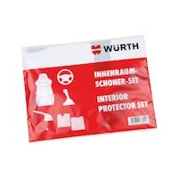 Kit de protection pour habitacle de véhicule