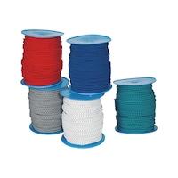 Corda elastica per teloni