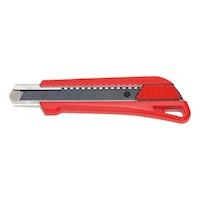 1K-Cutter-Messer mit Schieber