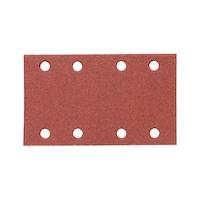 Полоски сухой шлифовальной бумаги по дереву, качество KPE