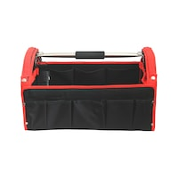 Open tool bag with cover (small design)