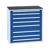 Шкаф с выдвижными ящиками PRO 550