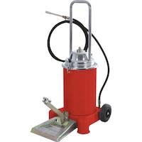 Mobile grease lubricators