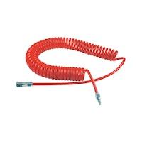 PU-Druckluftspiralschlauch wSafe<SUP>®</SUP> 3000