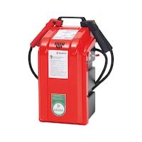 Semi-automatic starter