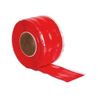 Silikon Bant 25mmX3m Kırmızı