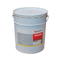 Revestimento elástico para impermeabilização ISOLASTIC