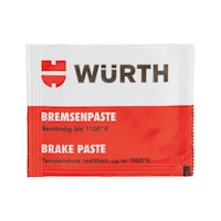 Brake paste