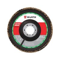 Zirkonyum kumlu Flap disk