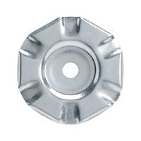 Metall-Dämmstoffteller W-MDD