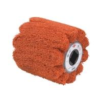 Rullo in fibra di nylon ondulato