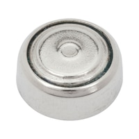 Button cell Alkaline manganese 1.5 V