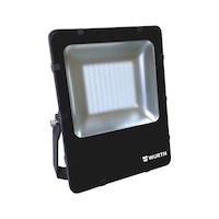 Projecteur de façade à LED avec boîtier fin